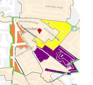 North Camden Town wider conservation area