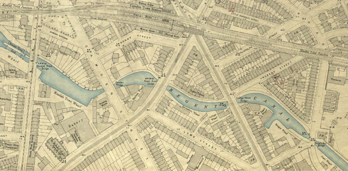 Regent's Canal bicentenary