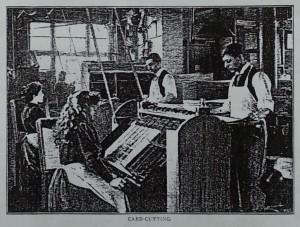 Goodall card factory, College Street