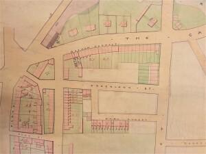 Camden Estate Map 1834 (London Metropolitan Archives)