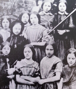 Camden School girls