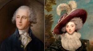 Viscount and Lady Bayham