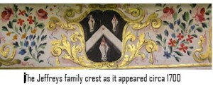 Jeffreys family crest