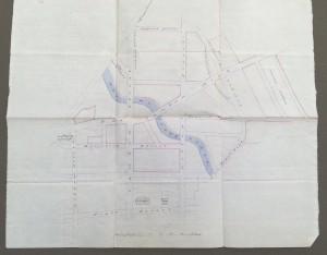 Mid-Camden Town plan, 1832