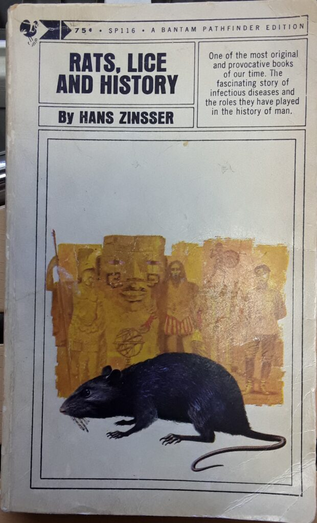 Cover of Rats, Lice and History